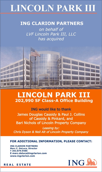 ING - Lincoln Park III