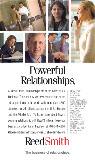 ReedSmith. The business of Relationships